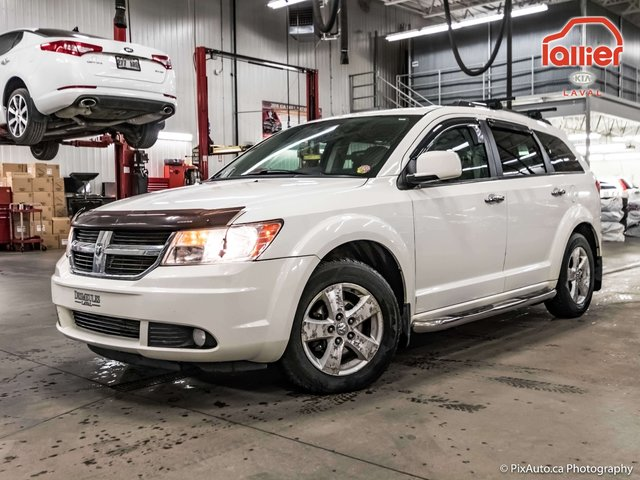 dodge journey 2010 d 39 occasion vendre chez lallier kia de laval. Black Bedroom Furniture Sets. Home Design Ideas