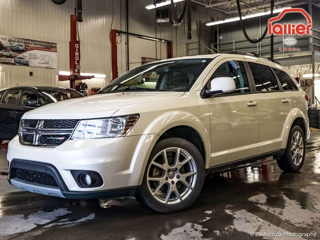 dodge journey 2013 d 39 occasion vendre chez lallier kia de laval. Black Bedroom Furniture Sets. Home Design Ideas