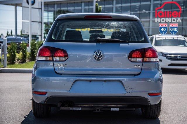 Volkswagen golf 2011 d 39 occasion vendre chez lallier for Golf interieur terrebonne
