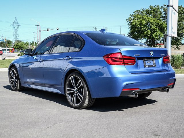 2017 Bmw 340i M Performance Used For Sale In Premium Enhanced M Sport