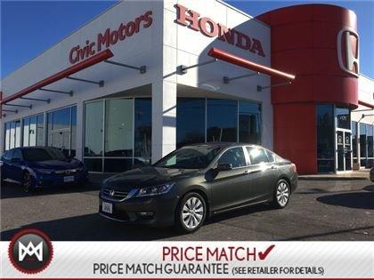 2013 Honda Accord Sedan EX L   BLUETOOTH, HEATED SEATS, LEATHER INTERIOR ...