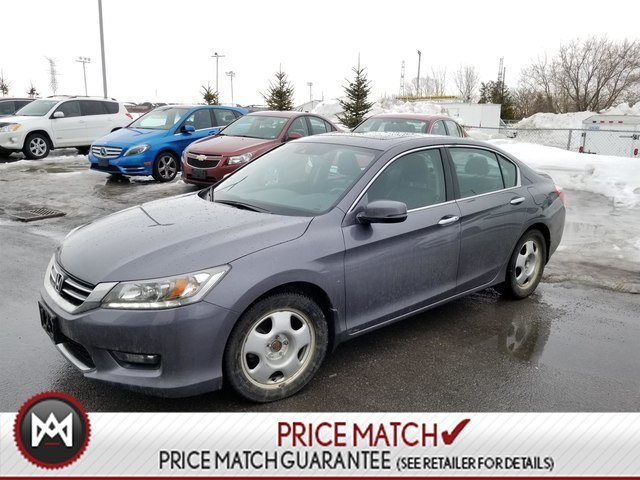 2014 Honda Accord Touring V6 Low Mileage Priced To Sell