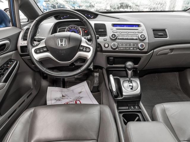 ... 2008 Honda Civic Sdn EX L   LEATHER, SUNROOF, HEATED SEATS ...