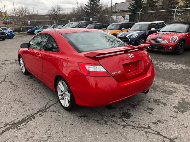 2006 Honda Civic Coupe Si 6sp used for sale in Ottawa