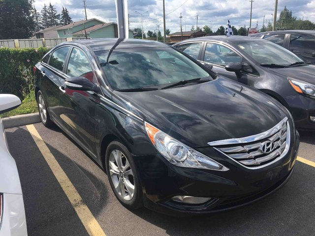 2011 Hyundai Sonata Limited Used For Sale In Leather Roof Heated Seats