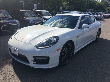 2014 Porsche Panamera White On Carmine Red Gts Porsche