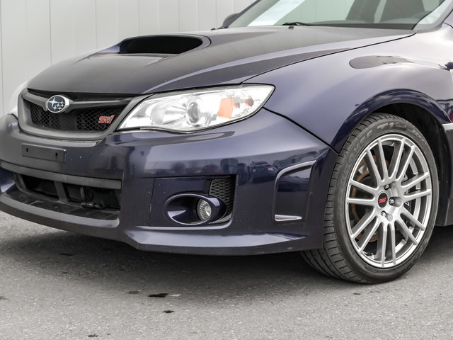 2013 Subaru WRX STI RARE PLASMA BLUE ! MUST BE SEEN ! used