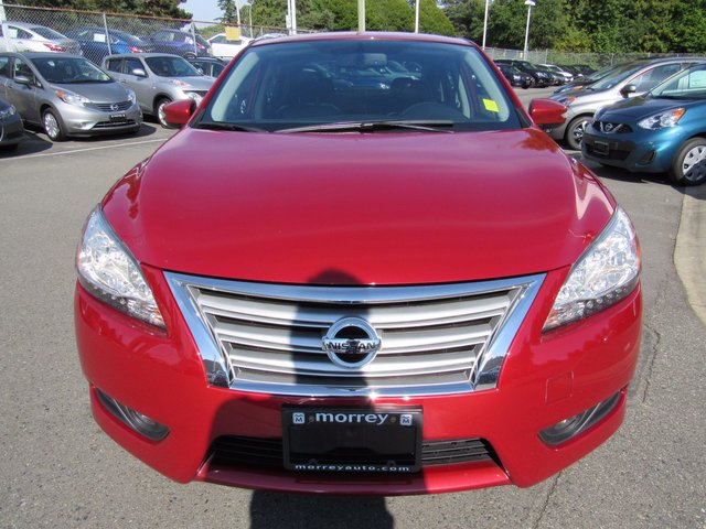 2013 Nissan Sentra SL * Fully-loaded used for sale in Local