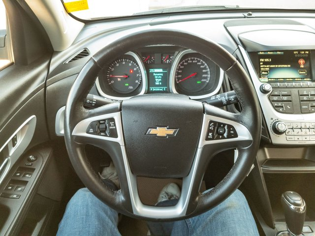 Used 2017 Chevrolet Equinox Lt Leather Interior For Sale