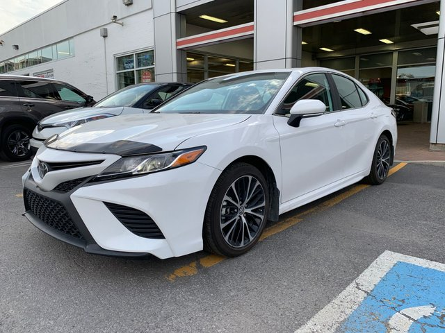 Toyota Pointe Claire >> Pre Owned 2019 Toyota Camry For Sale At Spinelli Toyota Pointe Claire