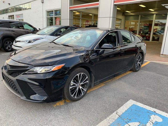 Toyota Pointe Claire >> Pre Owned 2019 Toyota Camry For Sale At Spinelli Toyota