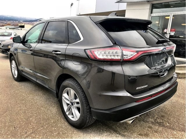 Ford Edge Sel With Warranty