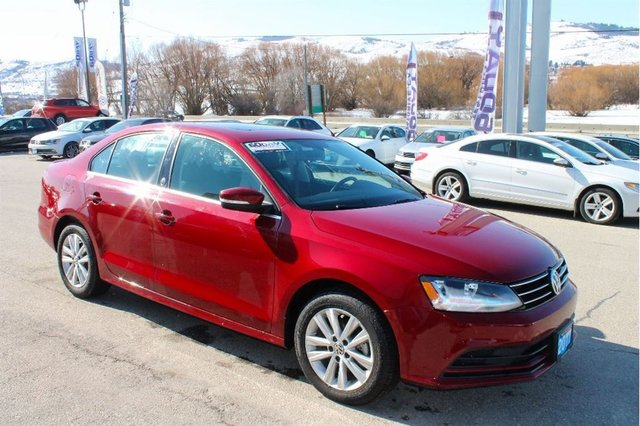 Used 2017 Volkswagen Jetta Wolfsburg Edition WITH WARRANTY