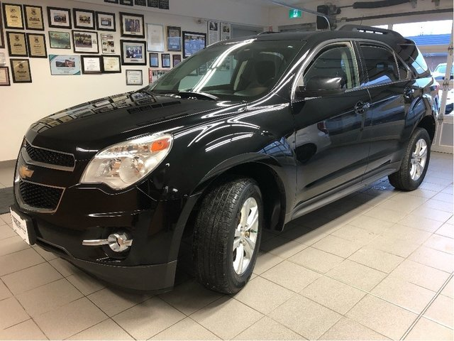 2012 Chevrolet Equinox 1LT - HEATED SEAT / BLUETOOTH / LOCAL