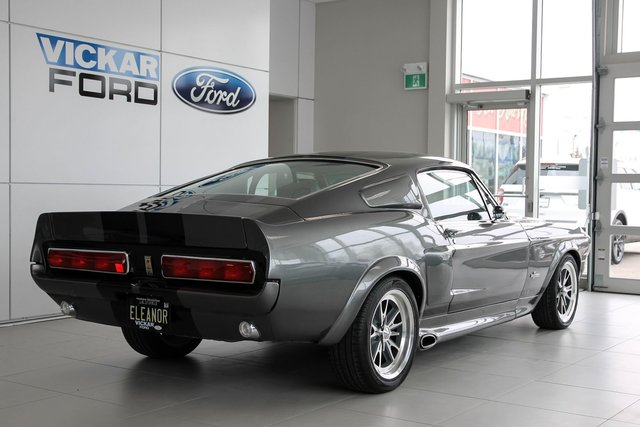 1968 Ford Mustang Shelby Gt500 Fastback Eleanor Used For Sale In