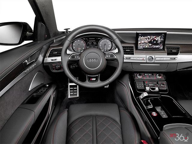 AudiS PlusBASE S Plus Audi Of Mississauga - 2018 audi s8