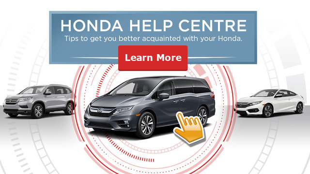 Honda Help Centre (mobile)