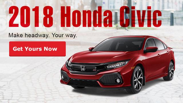 Honda Civic 2018 (mobile)