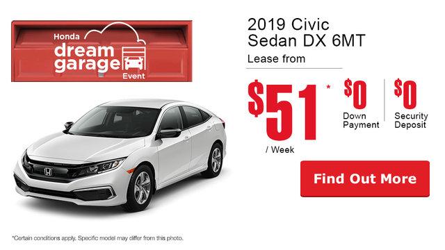Honda Civic 2019(mobile)