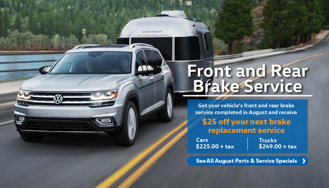 August Brake Special - Mobile
