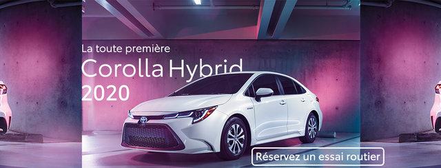 Corolla 2020 Hybride Toyota