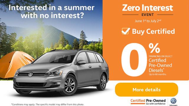 Zero Interest Event! (Mobile)