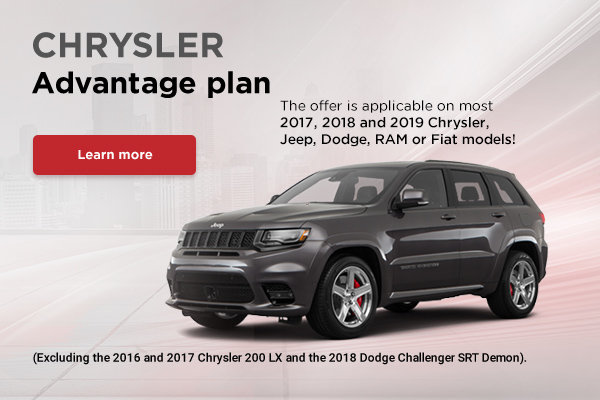 Grenier Chrysler Dodge Jeep - Jeep, Chrysler, Dodge common and label