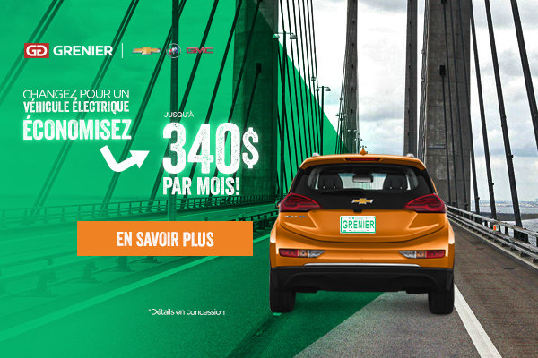 Économisez avec un véhicule électrique! (mobile)