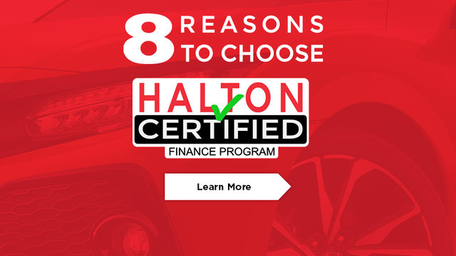 Halton Certified Finance Program (mobile)