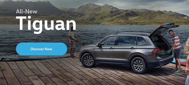 All New Tiguan (mobile)