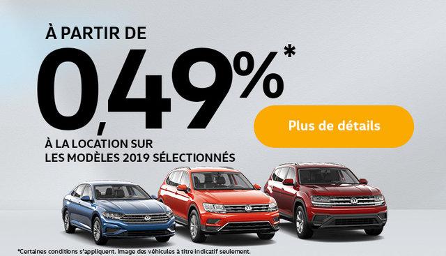 Événement Volkswagen (mobile)