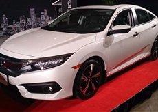 La Honda Civic 2016 nommée Voiture canadienne de l'année