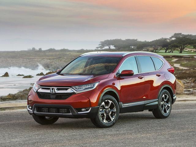 Honda CR-V vs Toyota RAV4 2019: l'espace avant tout