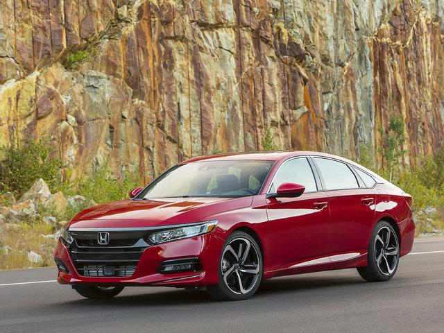 2019 Honda Accord: A Stylish Turbocharged Sedan