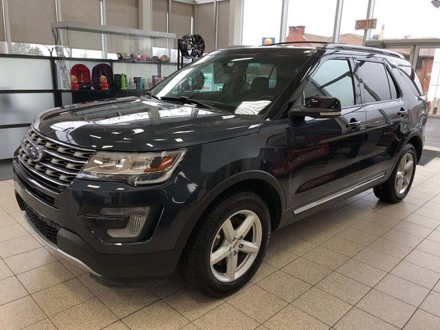 2017 Ford Explorer XLT 4X4 BLUETOOTH CAMERA DE RECUL