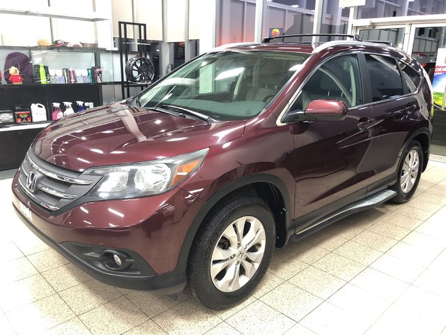 Honda CR-V EX-L AWD *BLUETOOTH, BANCS CHAUFFANT* 2012