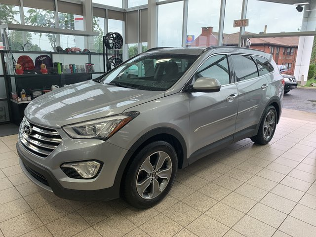 2013 Hyundai Santa Fe XL 7 PASSAGERS BLUETOOTH