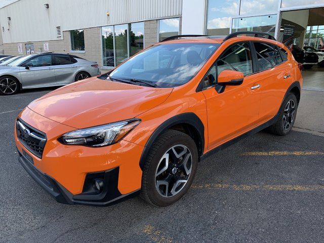 2018 Subaru Crosstrek Limited 4X4 CUIR BLUETOOTH GPS 16 492 KM!