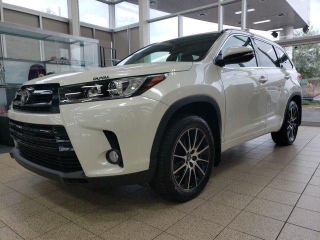 Toyota Highlander SE AWD *CUIR, GPS, BLUETOOTH* 2017