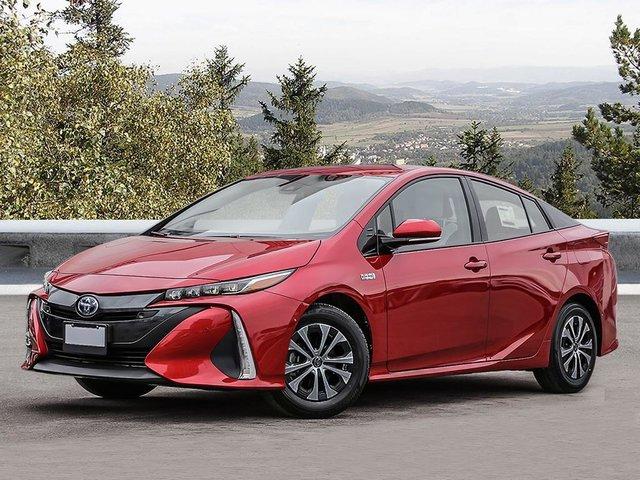 Toyota PRIUS PRIME Base 2020