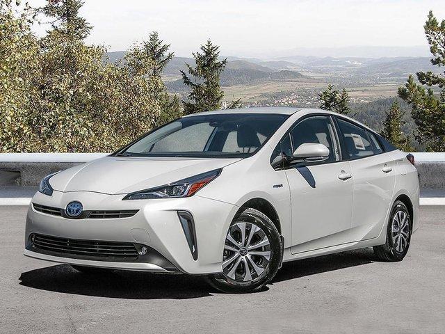 Toyota Prius Technology 2019
