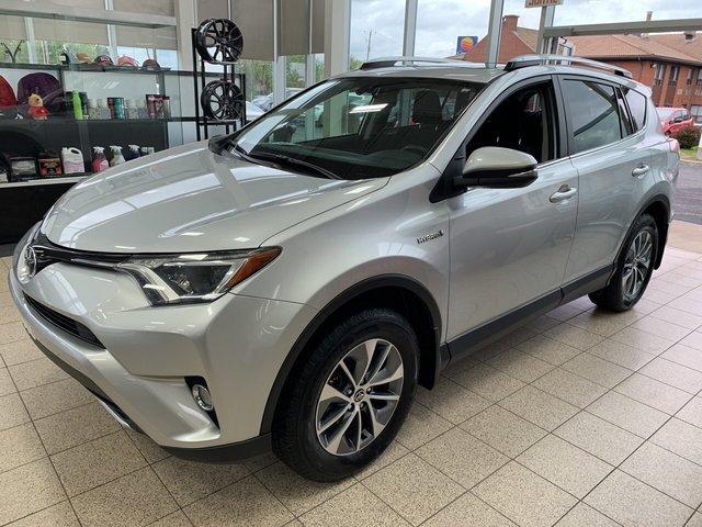 Toyota RAV4 Hybrid XLE AWD *BLUETOOTH, TOIT OUVRANT* 2016