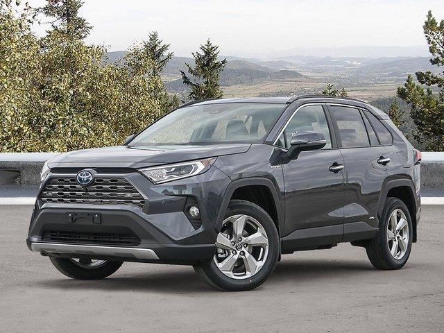 Toyota RAV4 Hybrid Limited 2019