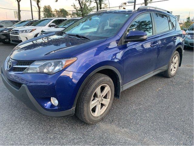 Toyota RAV4 XLE 4X4 TOIT OUVRANT BLUETOOTH 2014
