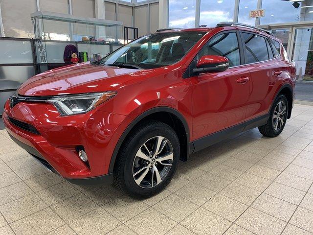 2017 Toyota RAV4 XLE 4X4 TOIT OUVRANT BLUETOOTH