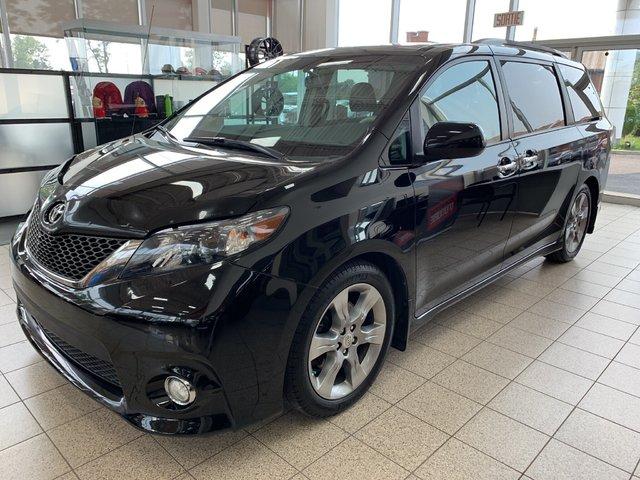 Toyota Sienna SE BLUETOOTH CAMERA DE RECUL 8 PASSAGERS 2014