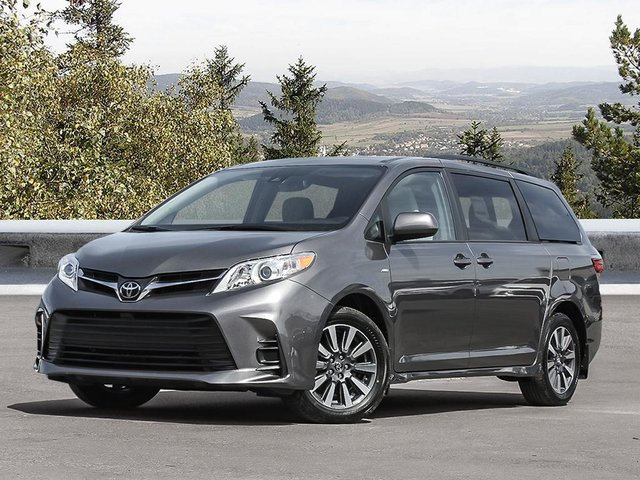 Toyota Sienna LE 7-Passenger 2018