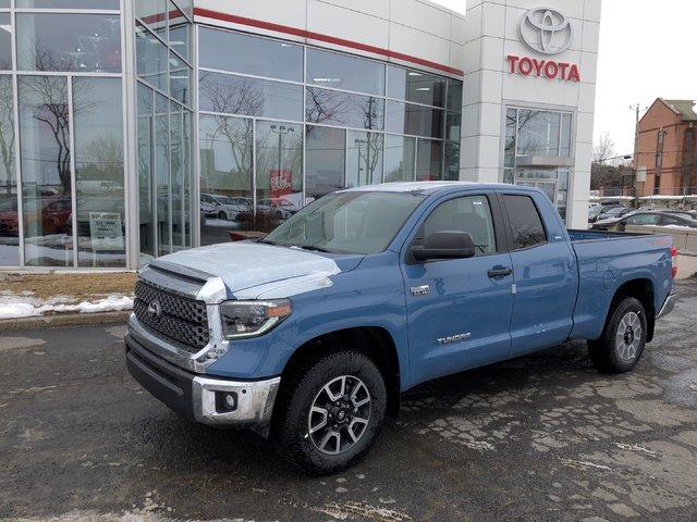Toyota Tundra SR5 Plus 5.7L V8 2019