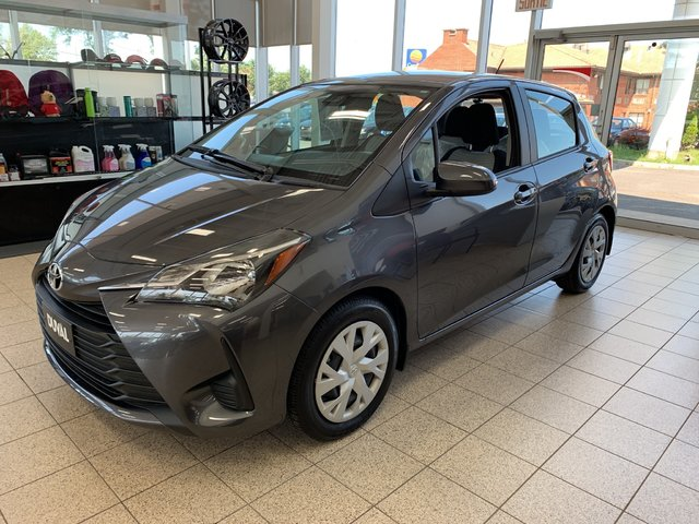 Toyota Yaris LE BLUETOOTH AIR CLIMATISÉ 1 146 KM!! 2018