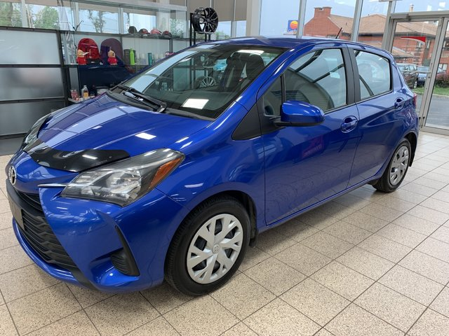 Toyota Yaris LE *BLUETOOTH, CAMERA DE RECUL, AIR CLIMATISE 2018